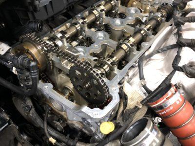1.6Lターボエンジン(エンジン型式5FT,5F02)あるある故障